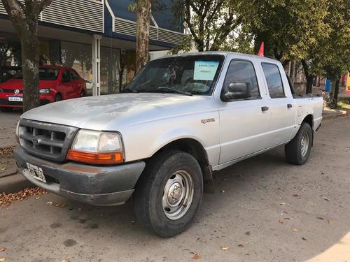 Ford Ranger 2.8 Xl I Dc 4x2 2003