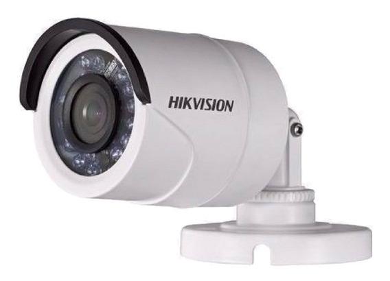 Camera De Segurança 36 Leds Hikvision Hd Tvi 720p Bullet