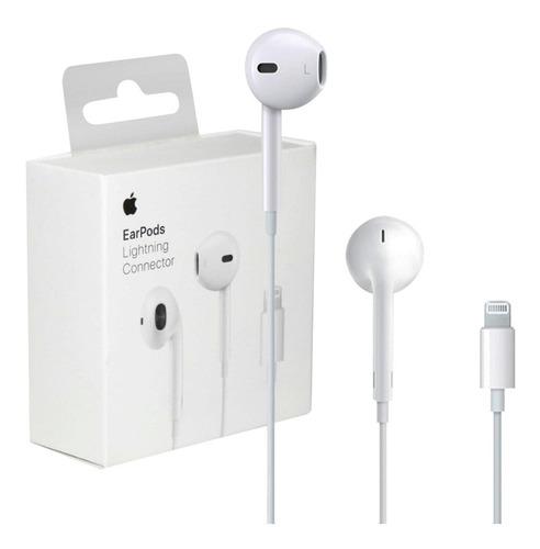 Auriculares Earpods Conector Lightning Apple iPhone 11 11 Pr