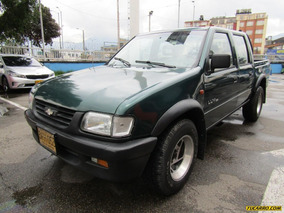 Chevrolet Luv Tfr 2.3 Inyection Fe Aa 4p