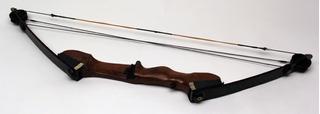 Arco E Flecha Profissional Master Esporte-caça Roldana 60lb