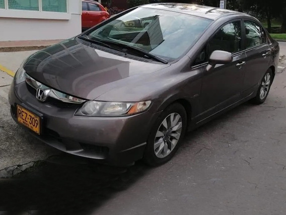 Honda Civic Ex Aut