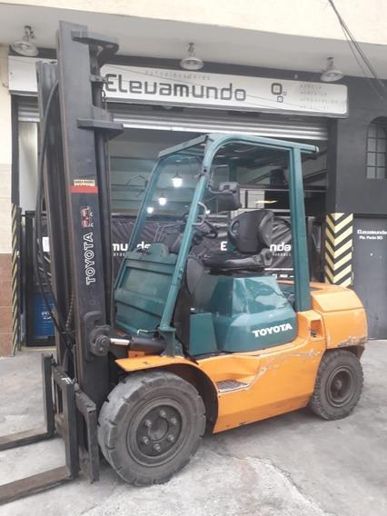 Autoelvador Toyota 4tn