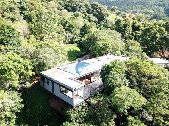 Casa Com 4 Dormitórios À Venda, 527 M² Por R$ 2.999.000,00 - Vila Santo Antônio - São Roque/sp - Ca0072