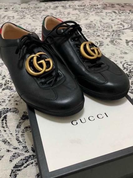Tênis Gucci Original Novíssimo 43/44 G11
