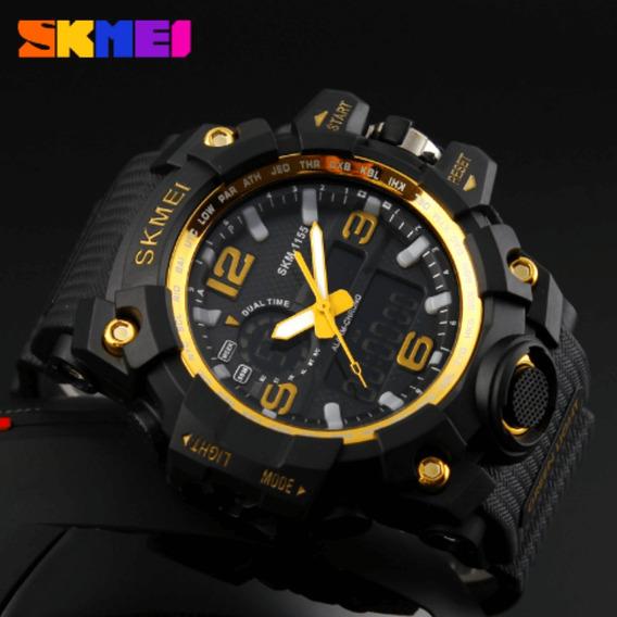 Relógio Masculino Skmei 1155 Original Digital Prova D