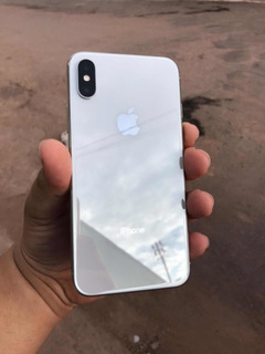 iPhone X 64gb Silver Semi