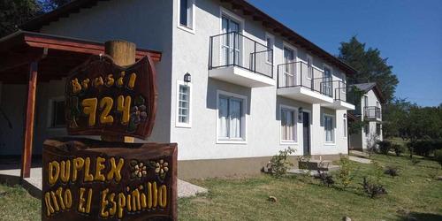 Duplex Alto El Espinillo - Alquiler Villa General Belgrano