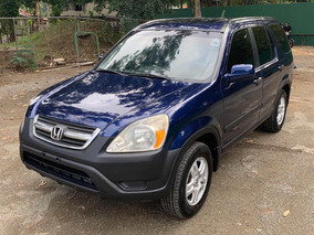 Honda Cr-v Azul