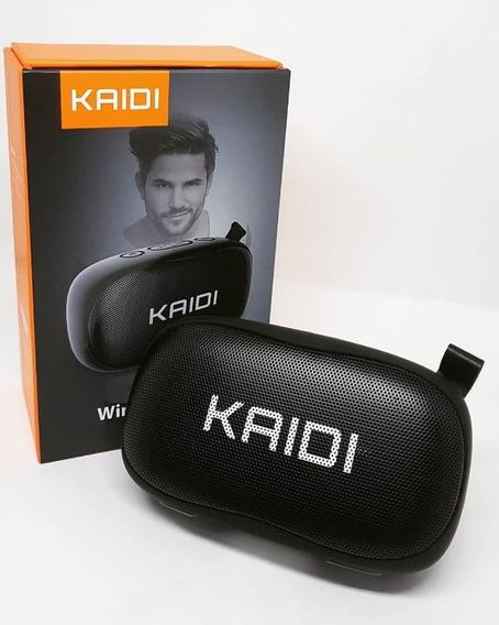 Caixa De Som Bluetooth - Kaidi Kd811
