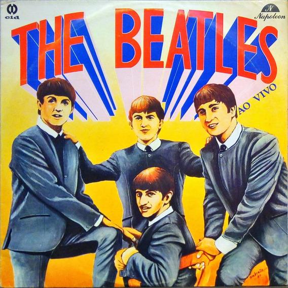 The Beatles Lp Ao Vivo With Tony Sheridan 11425