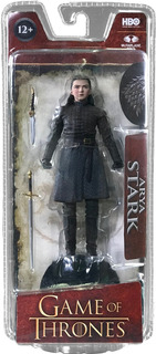 Game Of Thrones Arya Stark Mcfarlane Toys