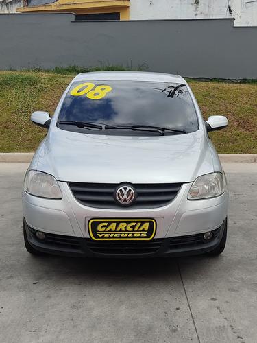 Imagem 1 de 8 de Volkswagen Fox 2008 1.6 Plus Total Flex 5p