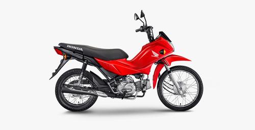 Imagem 1 de 6 de Honda Pop 110i Injeção Eletrônica  2021
