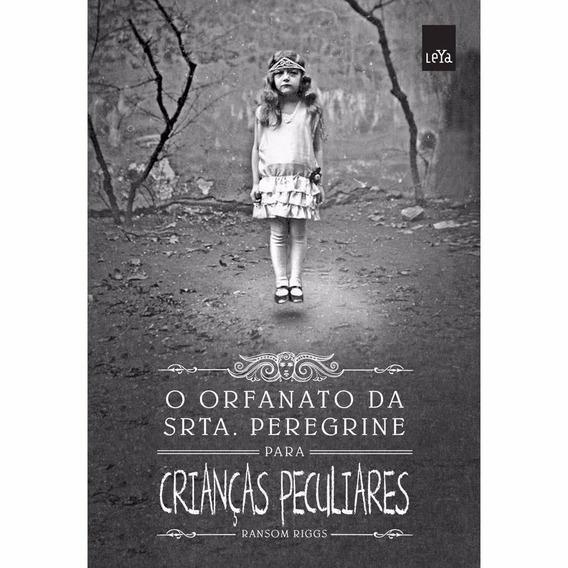 Livro O Orfanato Da Srta Peregrine - Ransom Riggs