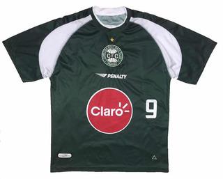 Coritiba Pr 2005 #9 Renaldo Penalty Claro Unif.2 Linda
