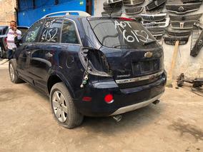Yonke Chevrolet Captiva Refacciones Partes Huesario Piezas