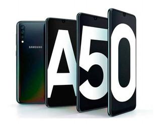 Samsung Galaxy A50 64gb Libre 4g Garantía 6 Meses