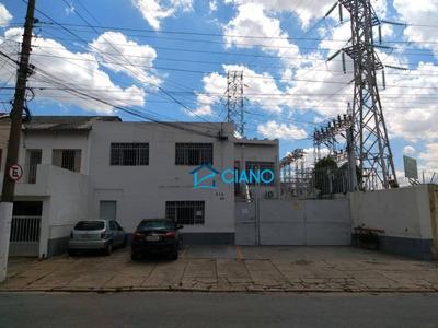 Galpão Para Alugar, 1647 M² Por R$ 26.999/mês - Mooca - São Paulo/sp - Ga0145