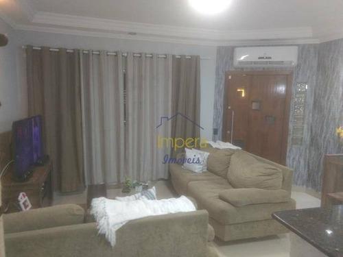 Casa À Venda, 94 M² Por R$ 375.000,00 - Jardim Ismênia - São José Dos Campos/sp - Ca0096