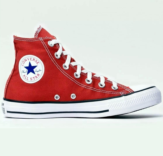 Tenis Converse All Star Ct As Core Hi Várias
