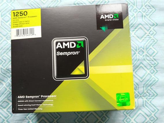 Cpu Processador Amd Sempron 1250 2.2ghz 512kb L2 Cache Am2