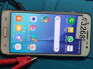 Celular Samsung Sm J500/ds J5 C/ Defeito #3268