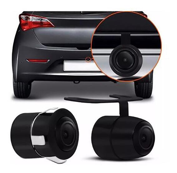 Câmera Ré Automotiva Visão Noturna Para Multimidia Universal