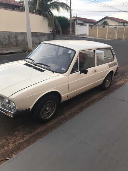 Volkswagen Brasília 1600 1979