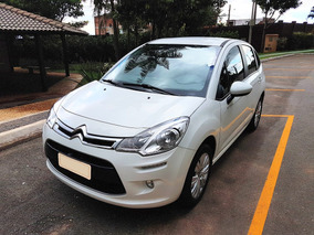 Citroen C3 Style Edition Pure Tech 1.2 16/17 Branco