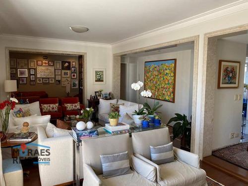 Vendo Apartamento 4 Quartos #campo Belo - Ap15727