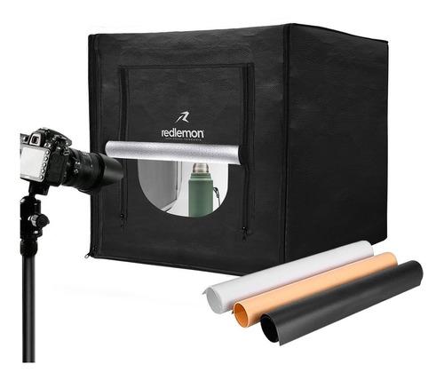 Caja De Luz Para Fotografía Profesional Portátil Redlemon