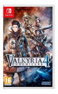 Valkyria Chronicles 4 / Nintendo Switch