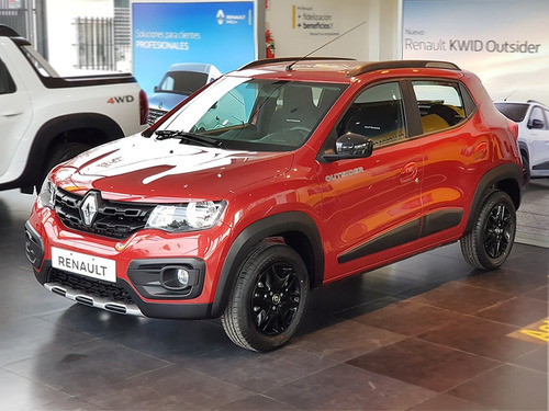 Renault Kwid Outsider 0km 2021 Contado Financiado Permuta