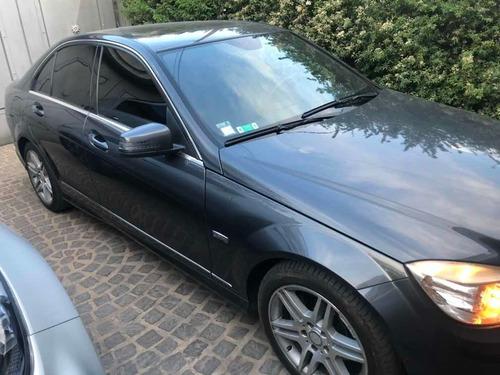 Mercedes-benz 250 C250 Blue Avantgard