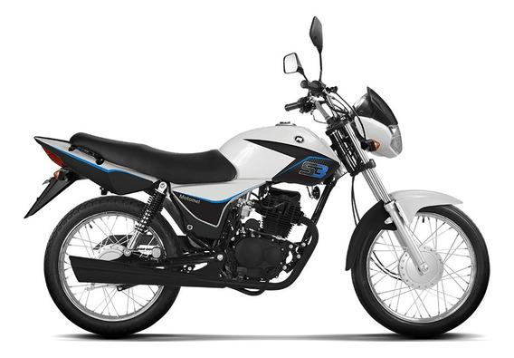 Motomel S3 150 Cg Promo Contado