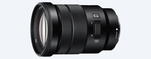 Lente Sony E Pz 18-105mm F/4 G Oss - Garantia + Nf
