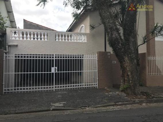 Sobrado - Vila Albertina, São Paulo. - So1756