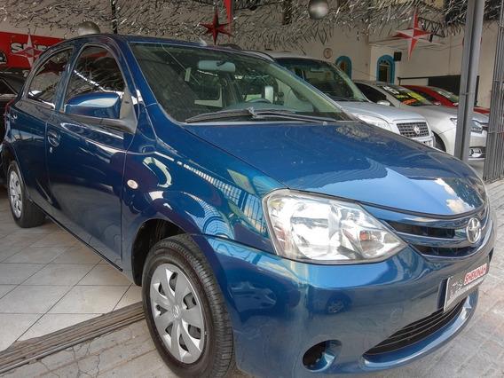 Toyota Etios 1.3 16v X 5p 2016 Completo
