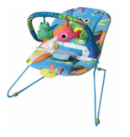 Cadeira Cadeirinha Descanso Vibratória E Musical Lite