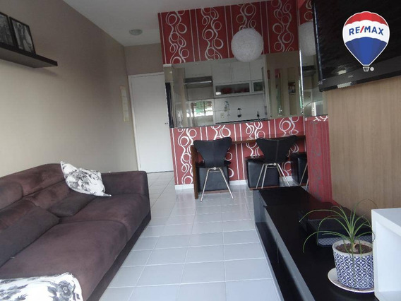 Apartamento Com 3 Dormitórios, 71 M² - Cidade Nova - Ananindeua/pa - Ap0521