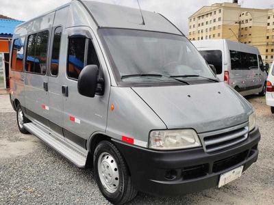 Citroen Jumper Minibus 2.3 Hdi Teto Alto 2014