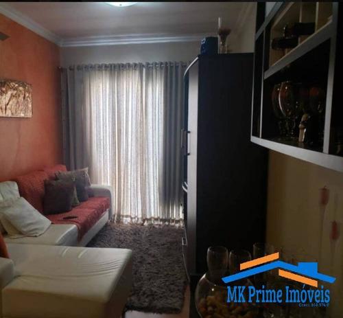 Imagem 1 de 8 de Apartamento 2 Dormitórios -  Vila Menck - Osasco - 2106