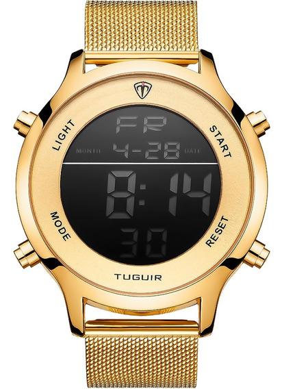 Relógio Feminino Tuguir Original Com Garantia E Nota Fiscal