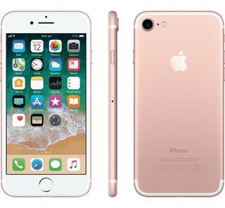 Apple iPhone 7 128 Gb + Vidrio Temp. 270 Vrds Tienda Física