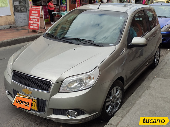Chevrolet Aveo Emotion 1.6l Mt Full 3p