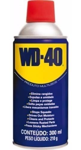 Lubrificante Multiusos Wd-40 300ml