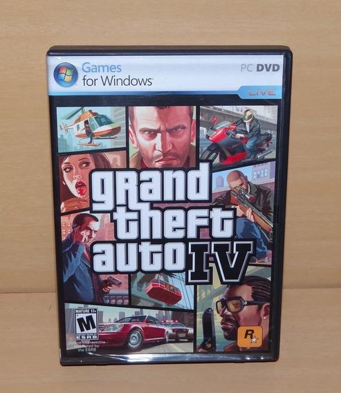 Gta 4 / Grand Theft Auto Iv - Pc