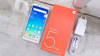 Xiaomi Redmi 5 Plus (versión Global)