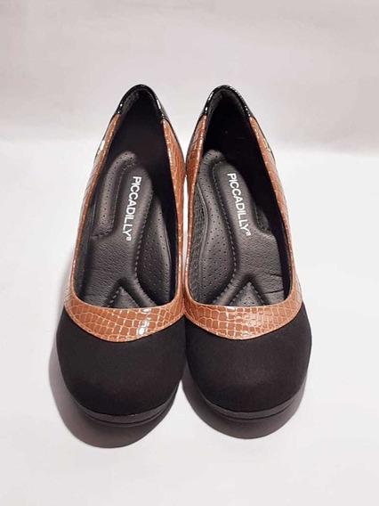 Zapato Picadilly Dama